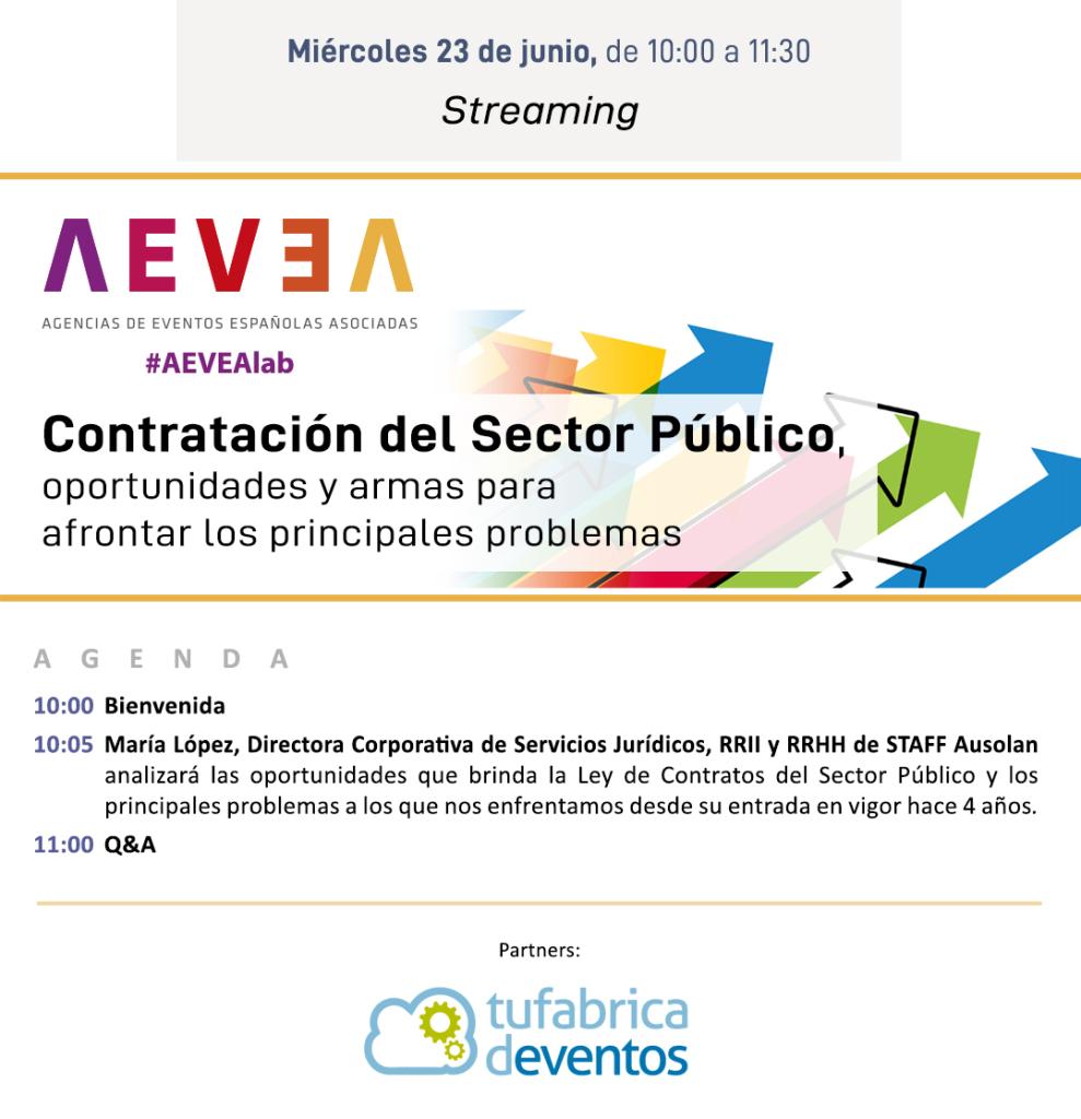 AEVEAlab Contratación Sector Público