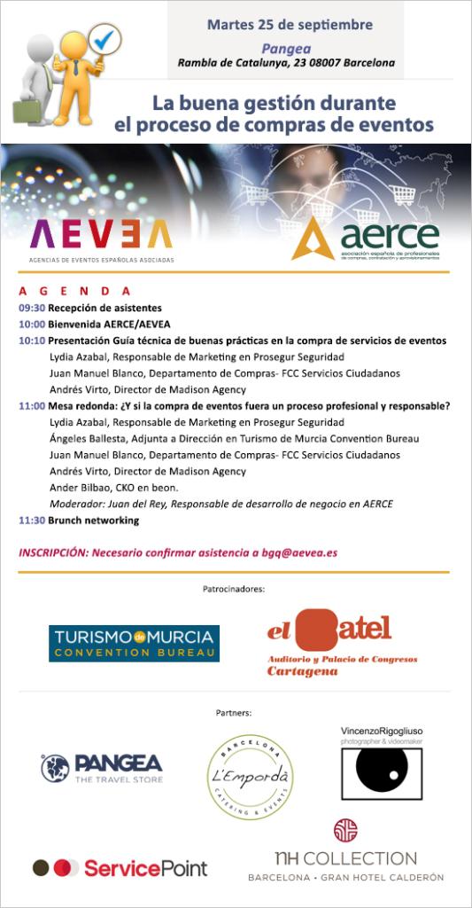 Presentacion Guia Compra Eventos- Barcelona