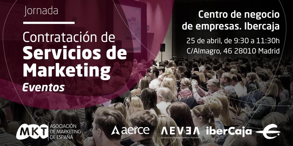 Sesión Contratación de Servicios de Marketing-Eventos