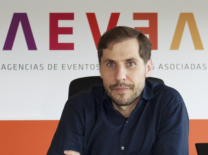 Dario Regattieri President. AEVEA, association of event agencies