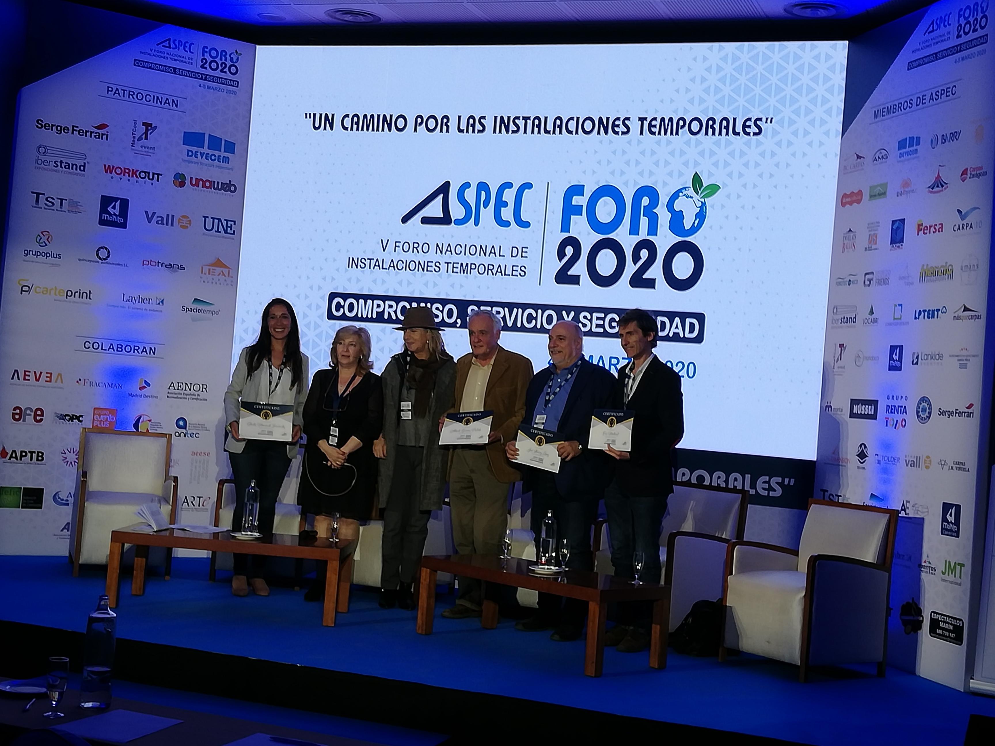Foro ASPEC 2020