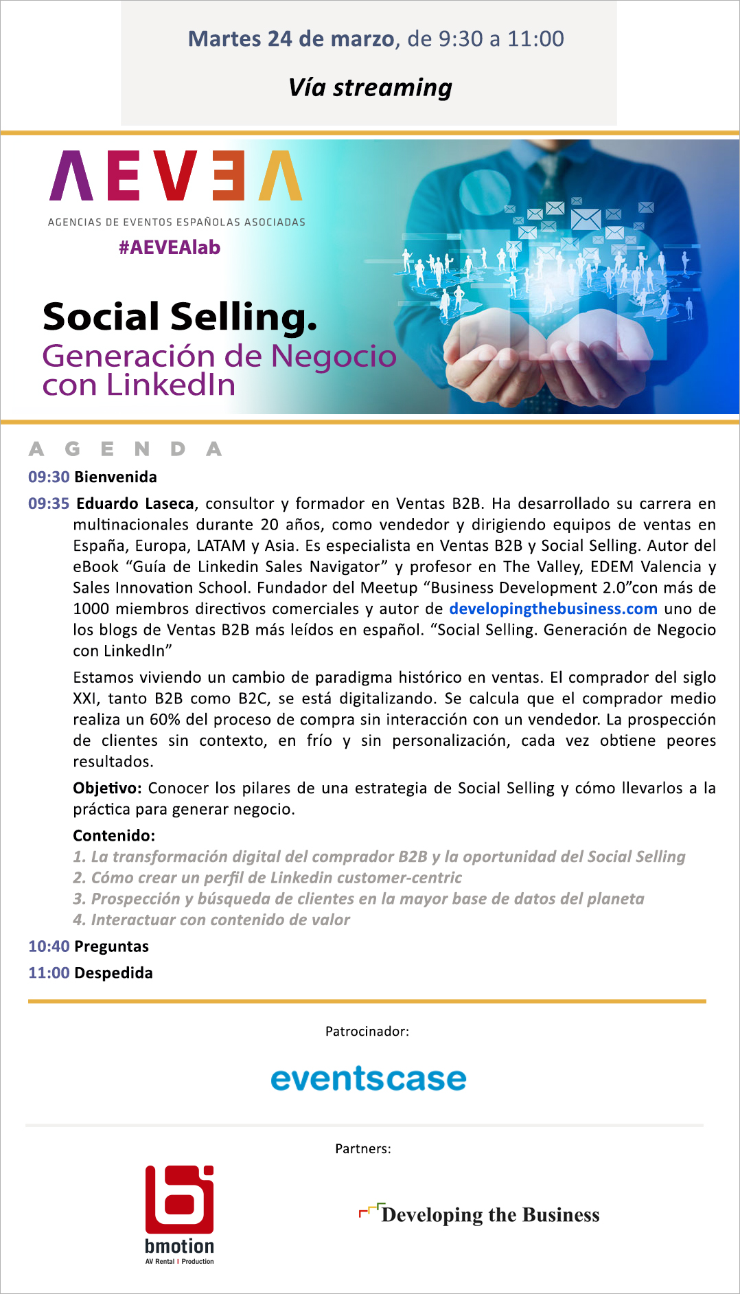 social-selling-streaming