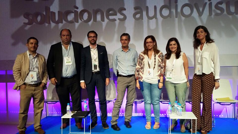 Mesa redonda AEVEA en Evento Days