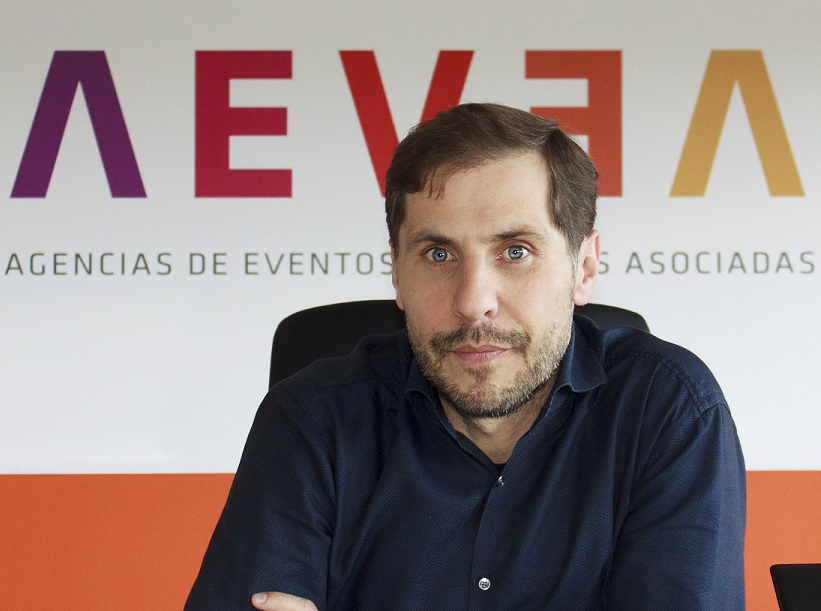 Dario Regattieri President. AEVEA, association of event agencies
