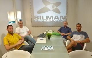 Foto Silman Estoy en AEVEA