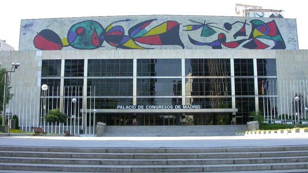 Palacio de congresos de la Castellana