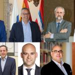 Mesa redonda altos cargos municipales