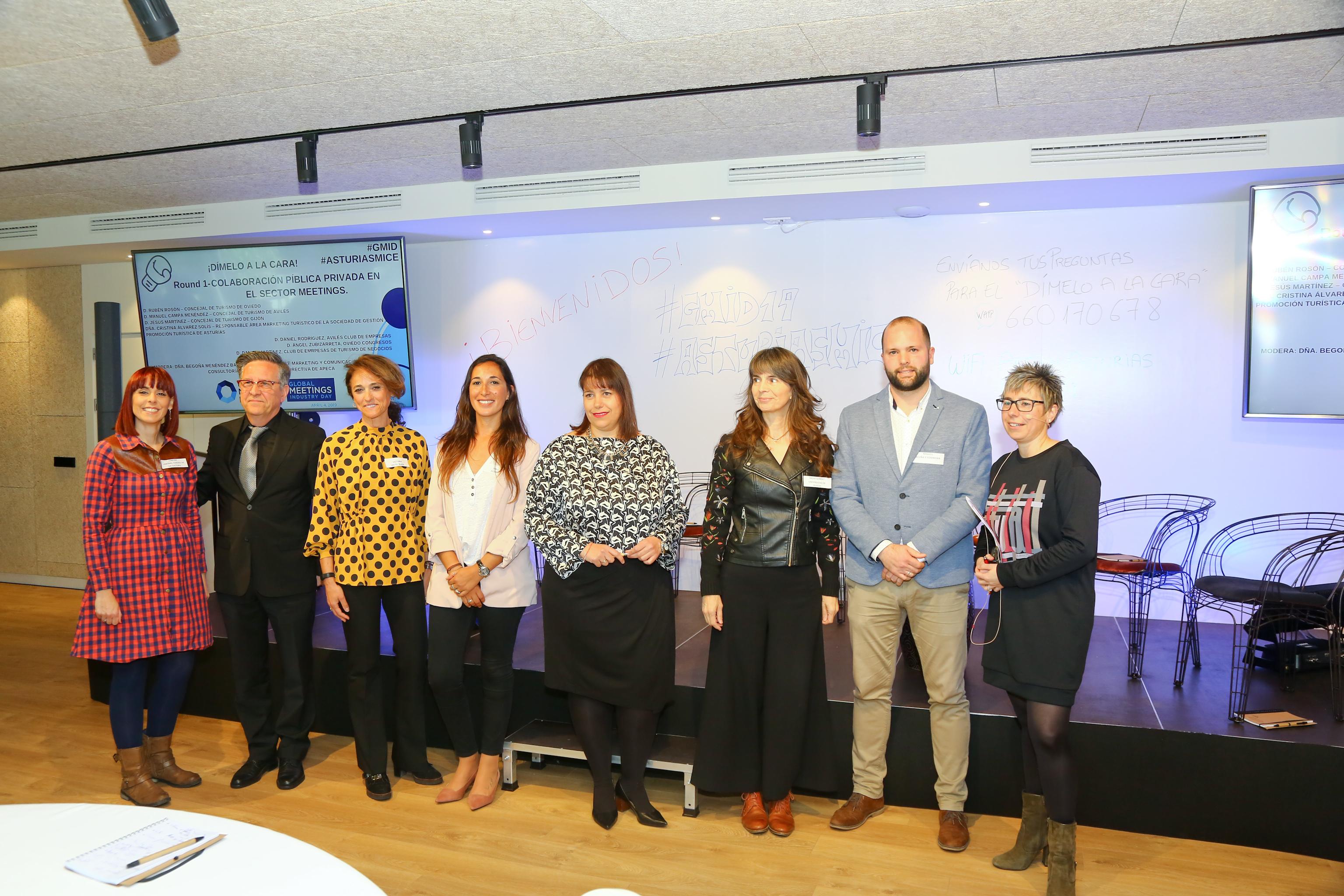 Round2 GMID Congresos Eventos Asturias