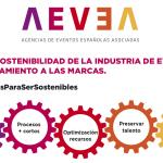 Por la Sostenibilidad de la Industria de Eventos